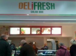 ‪Delifresh Salad Bar‬