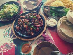 Azteca's Restaurant Cafe Bar