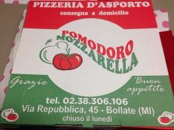 Pizzeria Pomodoro e Mozzarella