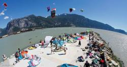 Aerial Kiteboarding & Squamish Watersports