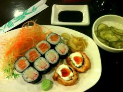 Godjin Japanese Food