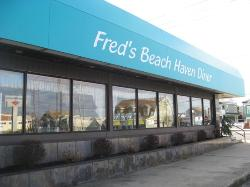 Fred's Beach Haven Diner