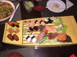 Shinju Espaco Teppan & Sushi