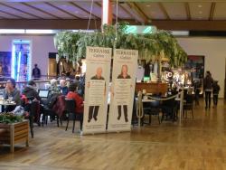 Terrasse Cafeen