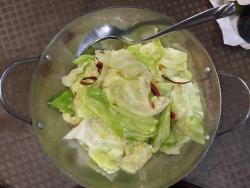 Shredded vegetable
