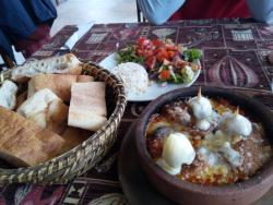 Damak Tadi Cafe Restaurant, Ev Yemekleri
