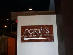 ‪Norah's Crafted Food & Spirits‬