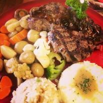 Steak Rave Restaurant