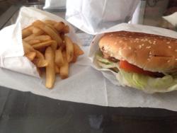 Athenian Burger