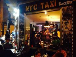 NYC Taxi Bar