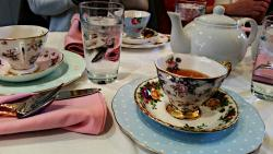 Lady Camellia Pastry and Tea Room
