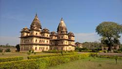 Chhatris Cenotaphs