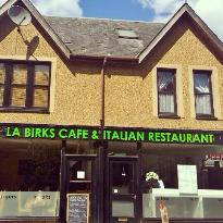La Birks cafe and Italian restaurant
