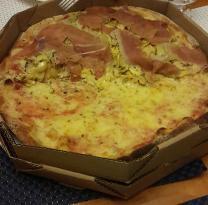 Pizza Aos Pedacos