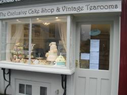 The Exclusive Cake Shop & Vintage Tearoom