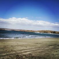 Playa Lobitos