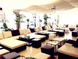 Coco tapas lounge bar