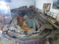 Buffers Coffee Shop & Model Railway Centre