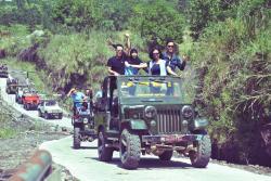 Jeep Wisata Merapi - Day Tours