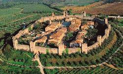 Castello Monteriggioni