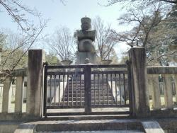 Toyoguni Mausoleum (Toyotomi Hideyoshi's Tomb)