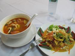Roong Coconut Garden Restaurant