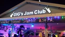 Gig's Jam Club