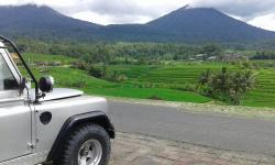 Bali Jeep Adventure