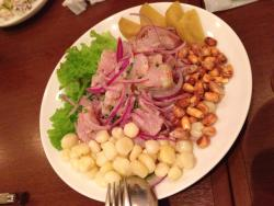 Peruvian Cuisine Nazca Minami Aoyama