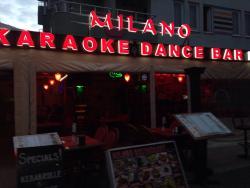 Milano Restaurant & Martin Baari