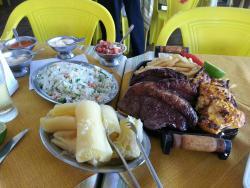 Picanha E Peixes Grill Do Jacare Josemar