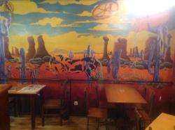 saloon bar
