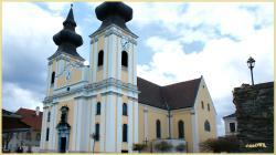 Die Kirche von Baumeister Prandtauer (1660)