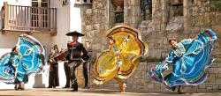 Fiesta Noche del Rio Dancers at the Arneson River Theatre