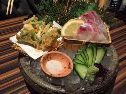 Seasonal Fish & Veggies Isoichi Yamada