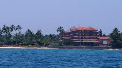 hotel from the sea