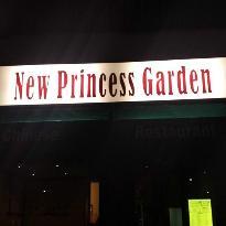 New Princess Garden