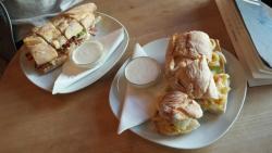 Cafe Lavandou