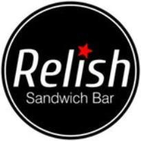 Relish Sandwich & Coffee