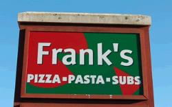 Frank's Pizza and Subs