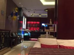 Aishe Cafe Bar (Zhongshan International Hotel)