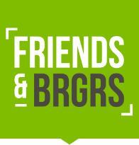 Friends & Brgrs Helsinki