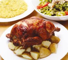 Alze Rotisserie Chicken