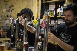 La Micro Cerveza Natural y Pinchos de Mercado