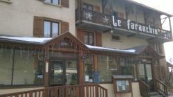 Le Faranchin Hotel Restaurant