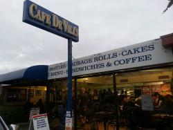 Vili's Cafe- 24 hours