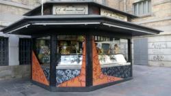 Kiosco Alberto Monerris Sirvent