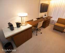 The Plaza Premier Room at the Keio Plaza Hotel Tokyo