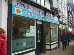 Adam's Chippy - Fish & Chips Cafe