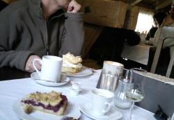 Scheunencafe Am Drahtzug